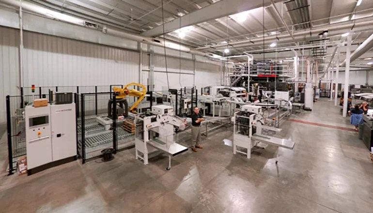 Audio: A central Missouri manufacturer is creating new jobs